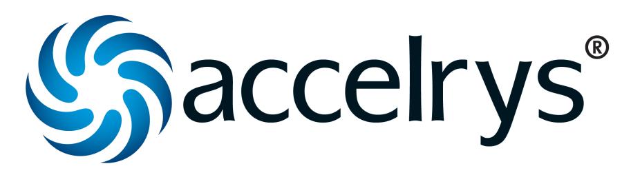 Accelrys logo